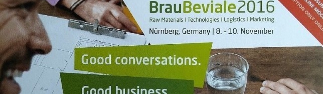 Zorzini will take part to the Brau Beviale exhibition.
