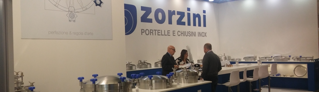 Brau Beviale 2018. Zorzini Spa is satisfied with his participation in the exhibition and thanks all the customers who visited the stand.