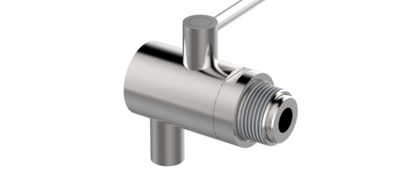 Zorzini presents the new Oil-sampling valve Mod.430