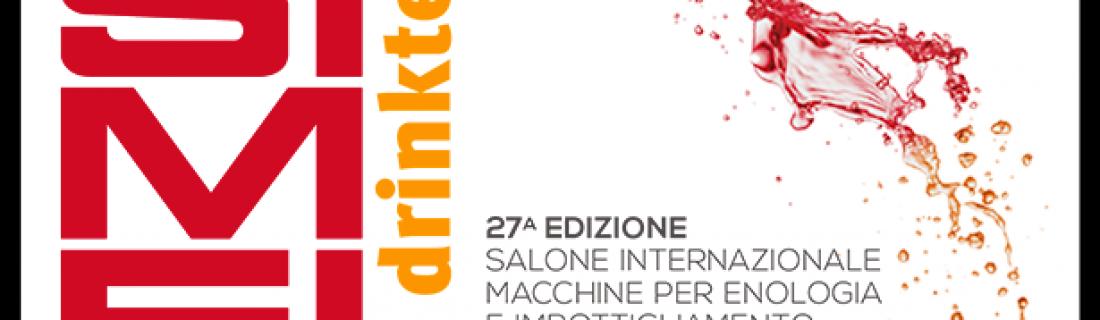 La Zorzini prenderà parte alla fiera Drinktec – Simei. 11-15 Settembre 2017 – Monaco, Germania.