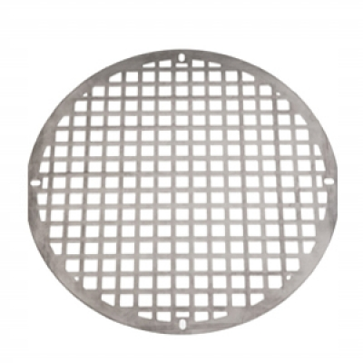 Laser-cut grid